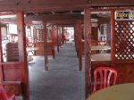 Another section of Coconut Flower Restaurant in Teluk Gong